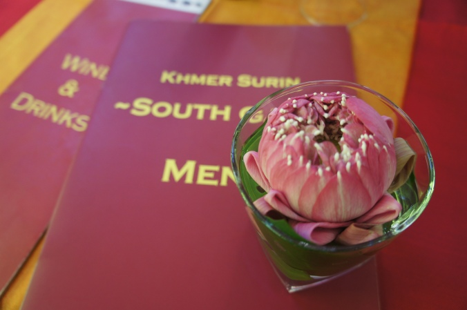 Khmer Surin in phnom penh cambodia, where to eat in phnom penh