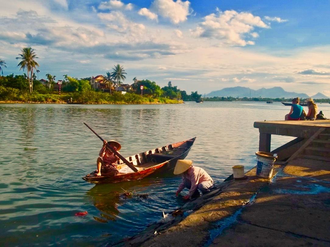 Hoi An, Hoi An Trip, 5H Vietnam Itinerary, Hoi An Old Town, Hoi An Beach, Hoi An houses, Hoi An History, Hoi An traveller, Hoi An blogger, Hoi An vietnam, fishing in Hoi An