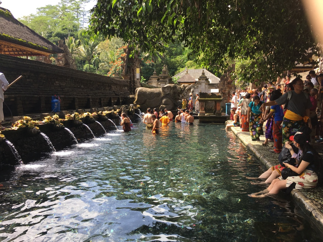 Pura Tirta Empul Temple Bali