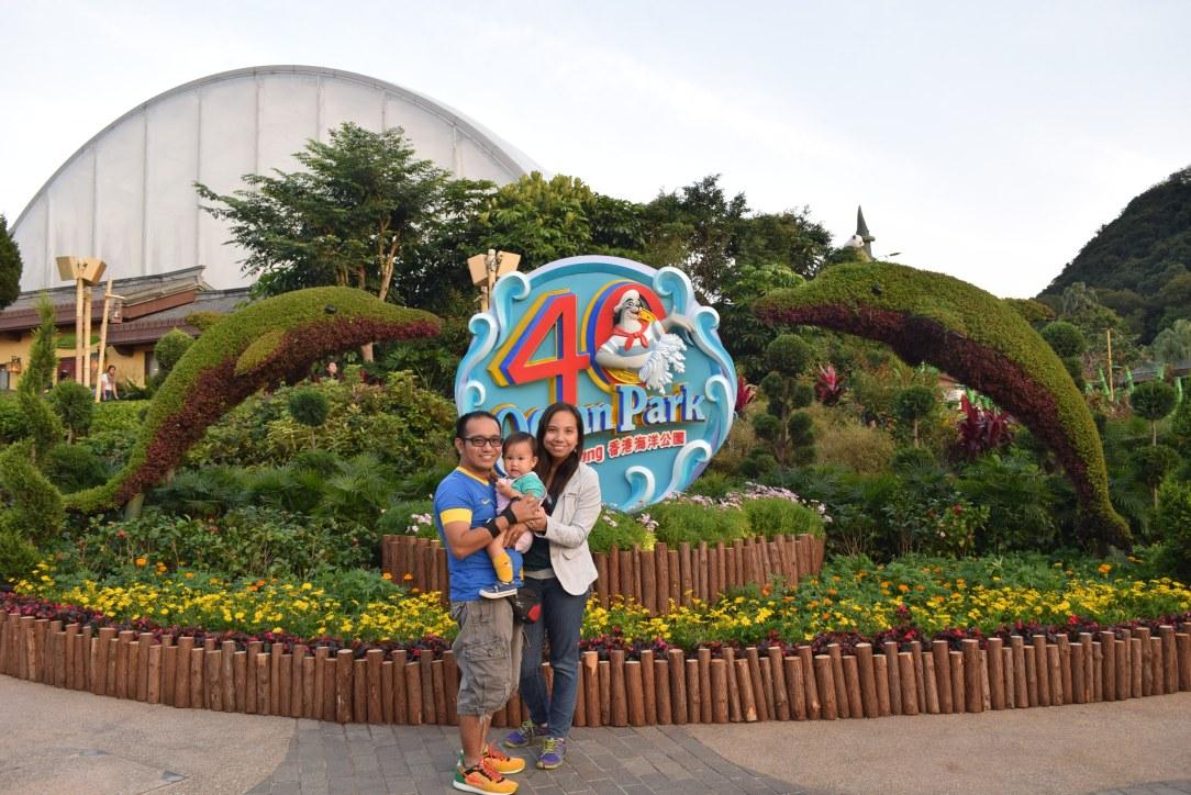 Ocean park, ocean park hong kong, hong kong with toddler, disneyland hong kong, hong kong trip, hong kong itinerary