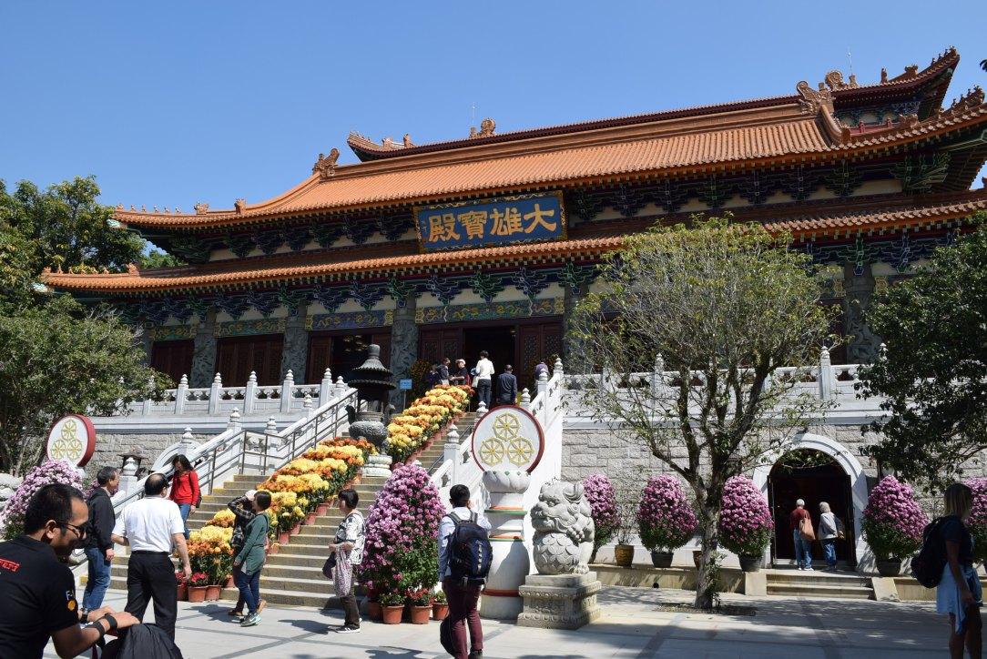 Po Lin Monastery, Ocean park, hong kong with toddler, hong kong trip, hong kong itinerary, monastery