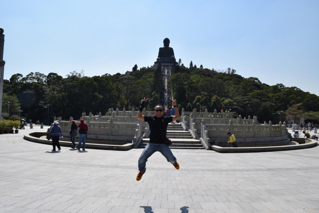 Po Lin Monastery, big buddha, hong kong, hong kong trip, hong kong itinerary, ngong ping