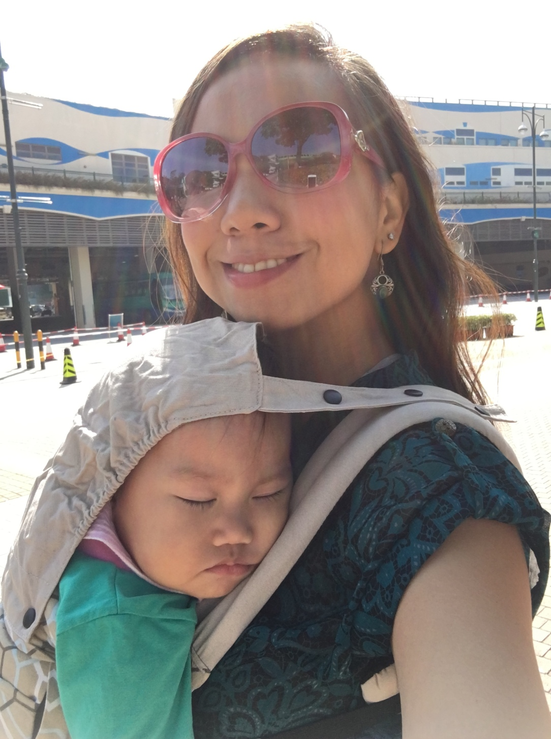 Hong Kong Trip with toddler, Hong Kong family travel blog , ocean park with toddler