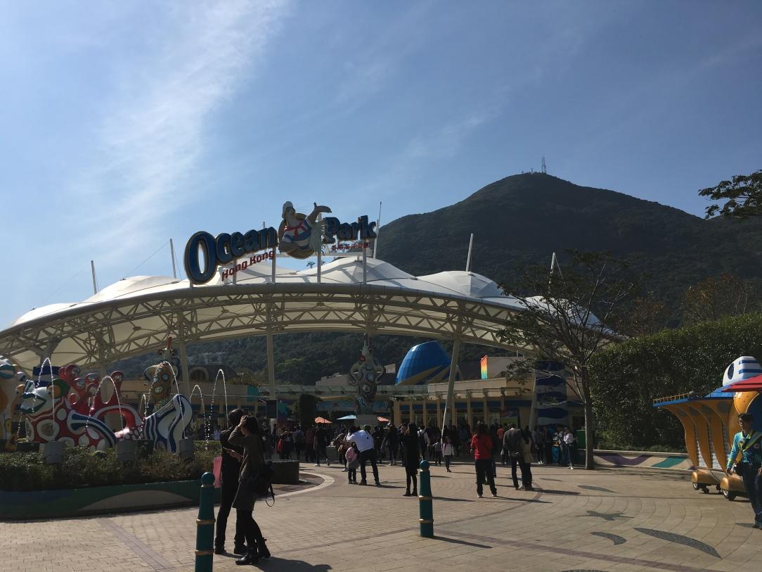 hong kong ocean park, hong kong family trip, disneyland hong kong, Hong Kong Trip with toddler, Hong Kong family travel blog