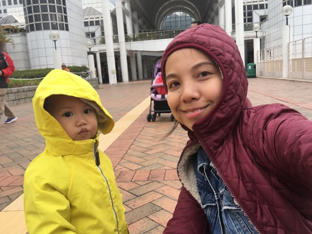 Kowloon Park , Hong Kong Trip with toddler, Hong Kong family travel blog