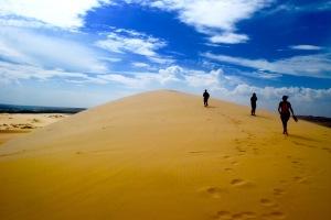 White Sand Dunes Mui Ne, Vietnam