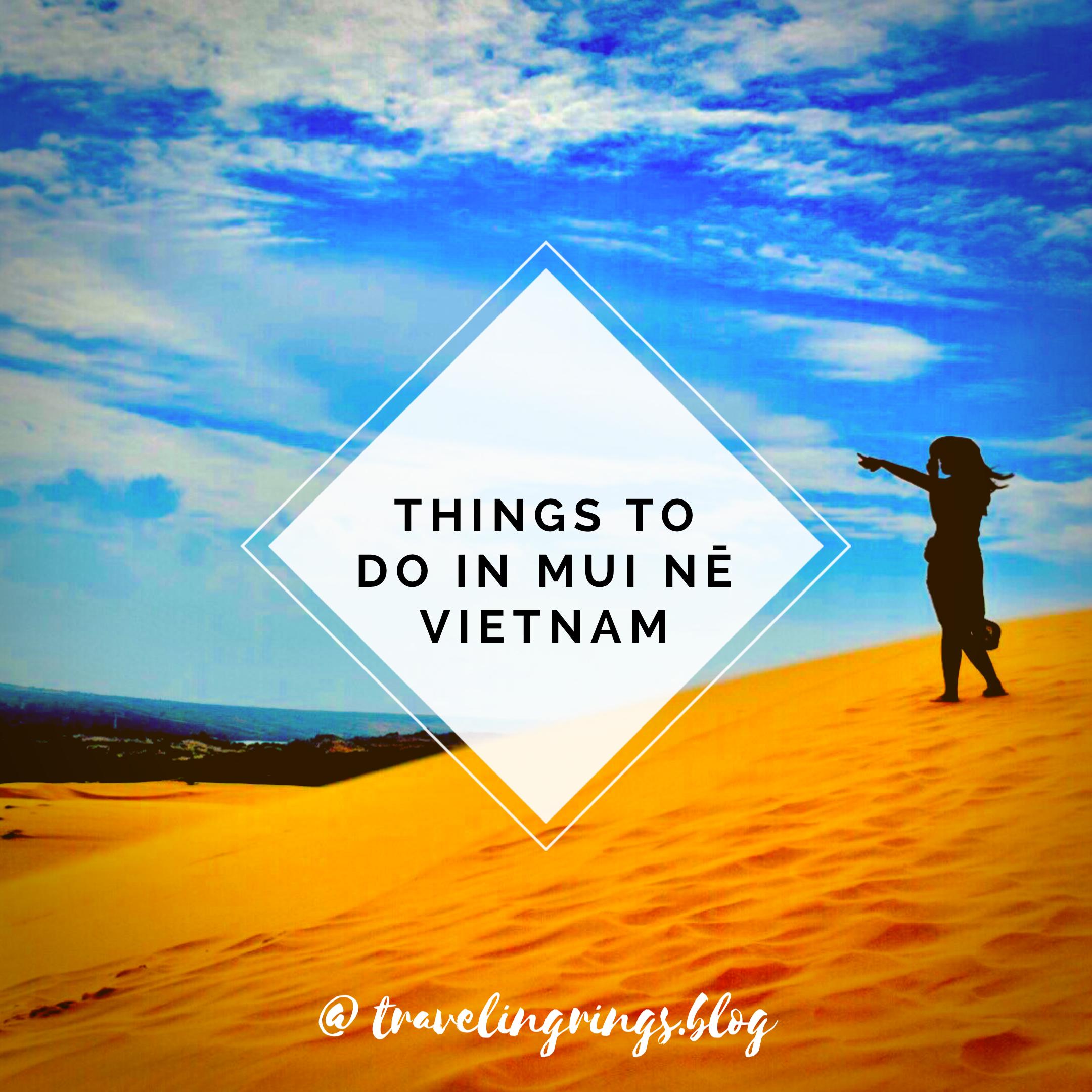 Day trip in Mūi Nè, Vietnam