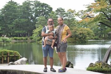 Kenrokuen Garden Kanazawa with
