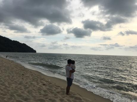 Pantai Pasir Panjang Beach Penang