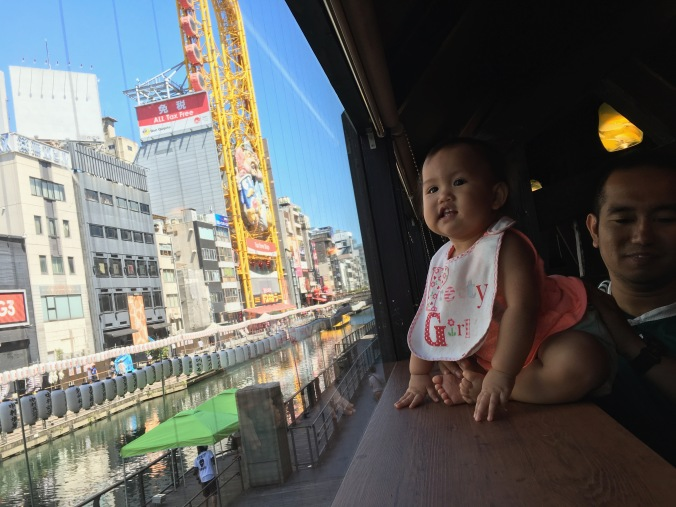 things to do in osaka with baby