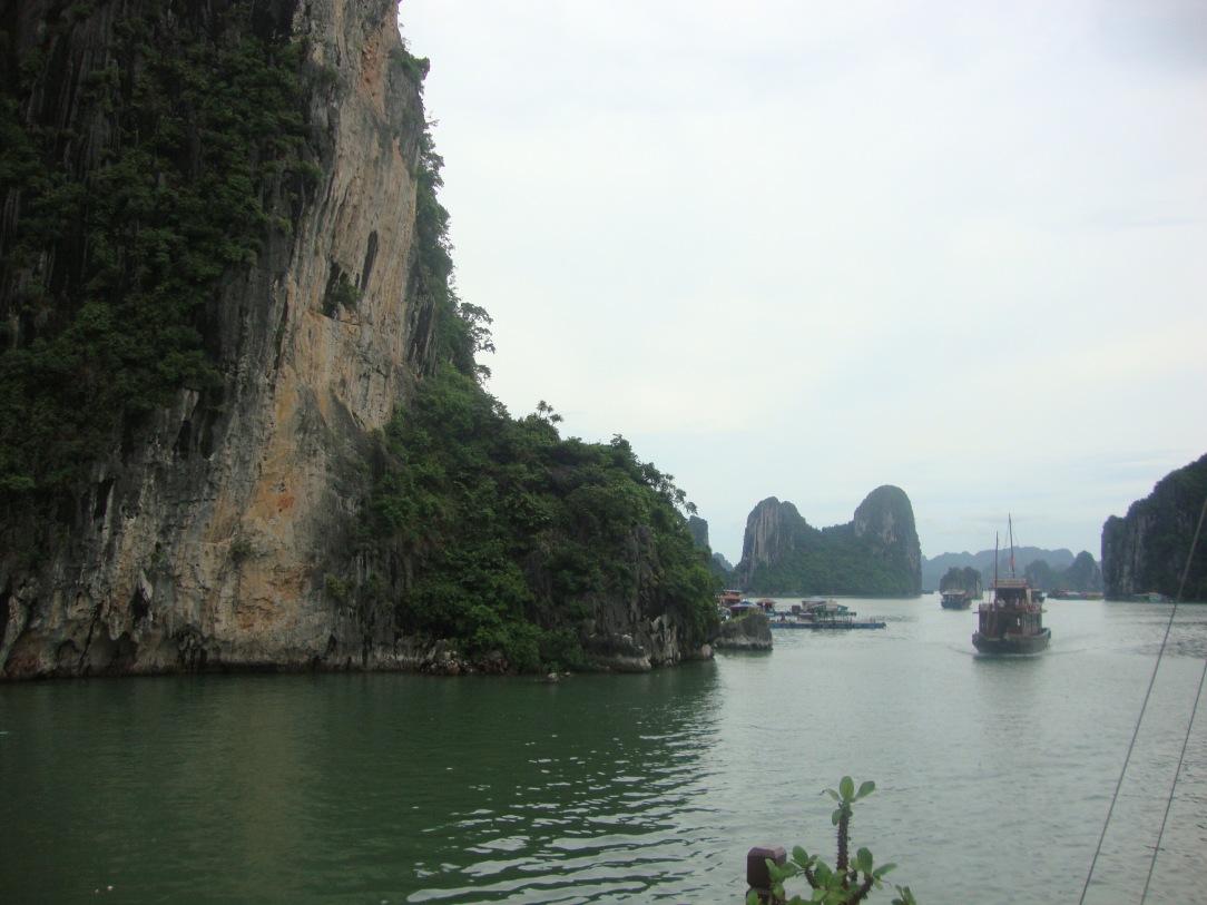 Halong bay, vietnam, halong bay day trip, halong, vietnam 8-day itinerary