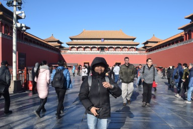 Beijing Forbidden city with toddler, things to do in beijing