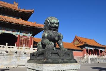 Beijing Forbidden city in winter, things to do in beijing