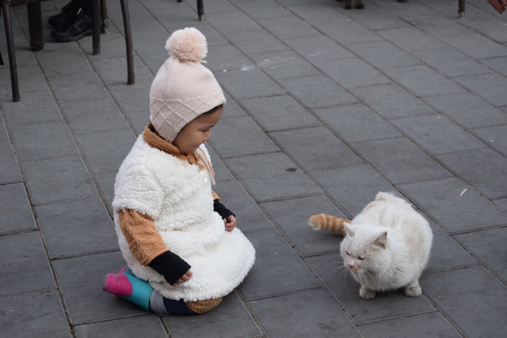 Beijing Winter with Toddler