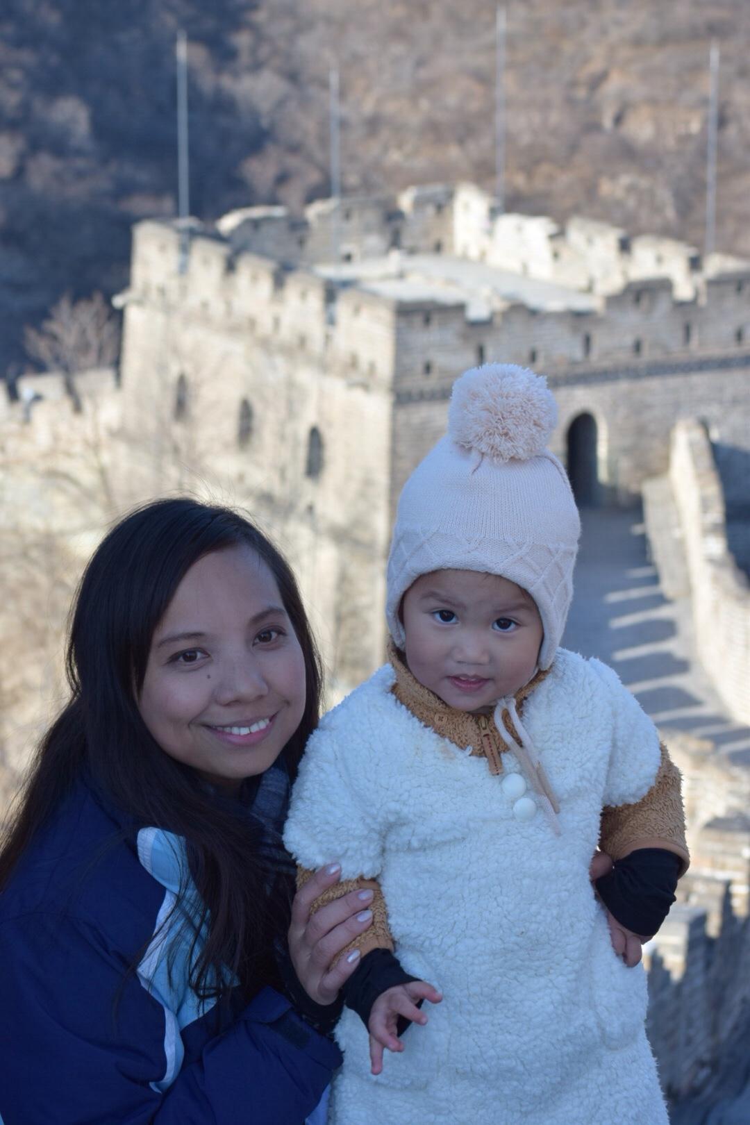 travel blog Beijing, winter Beijing Great Wall
