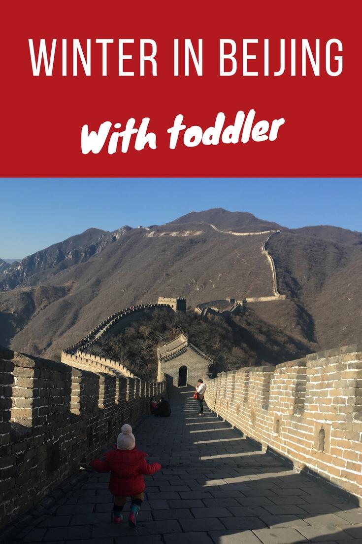 travel blog Beijing, mommy travel blogger Beijing , winter Beijing