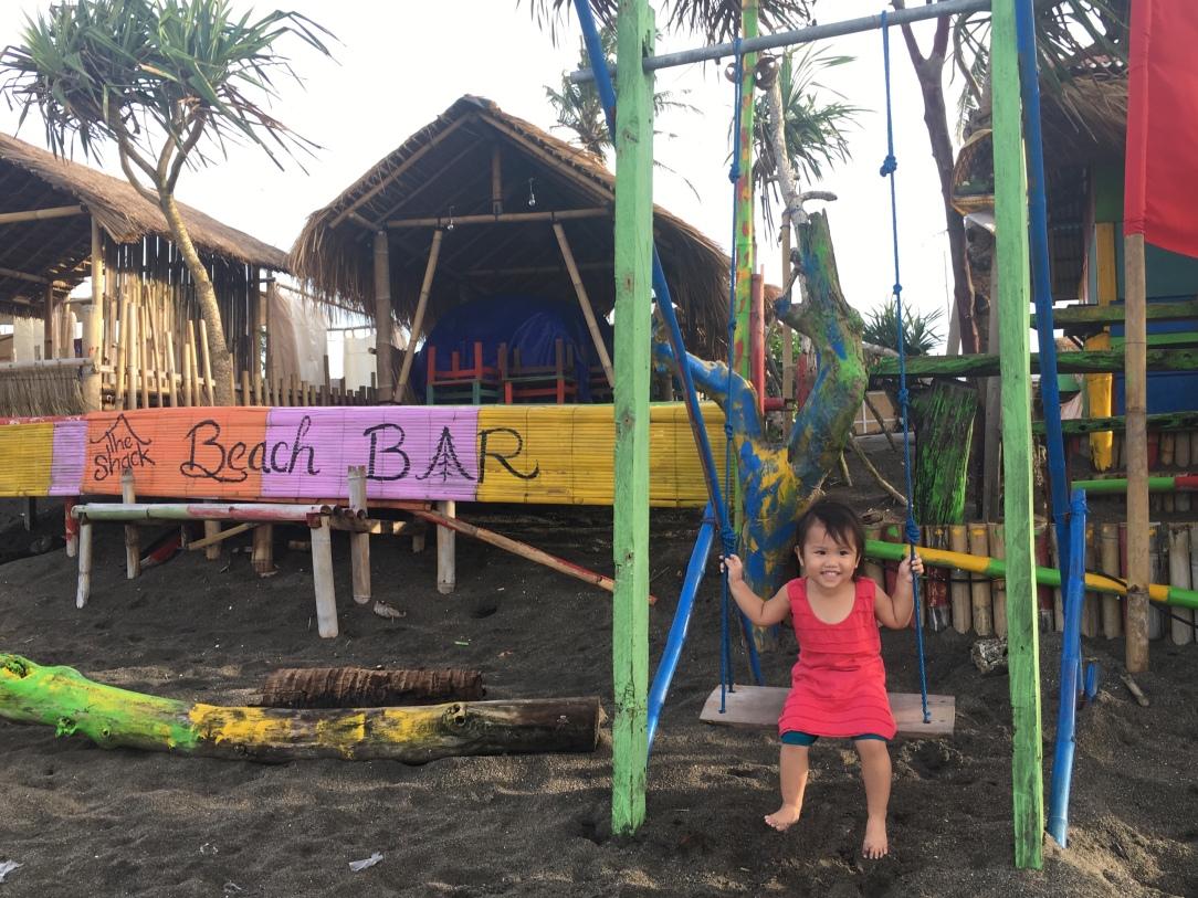Surf in bali canggu