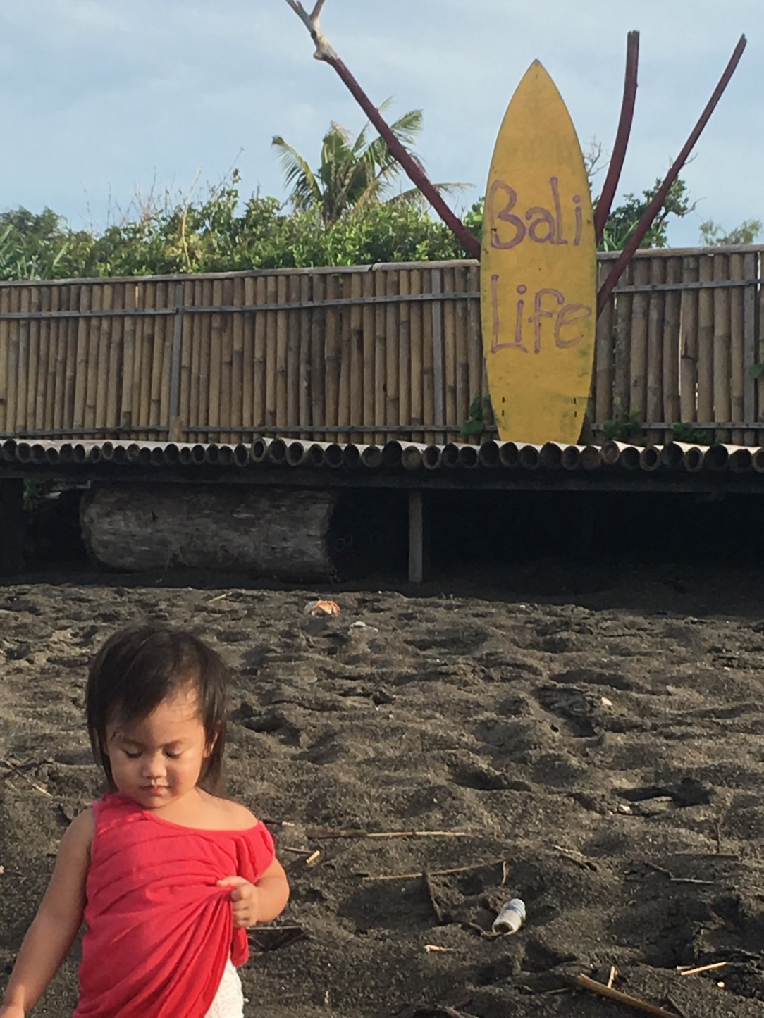 bali with toddlers