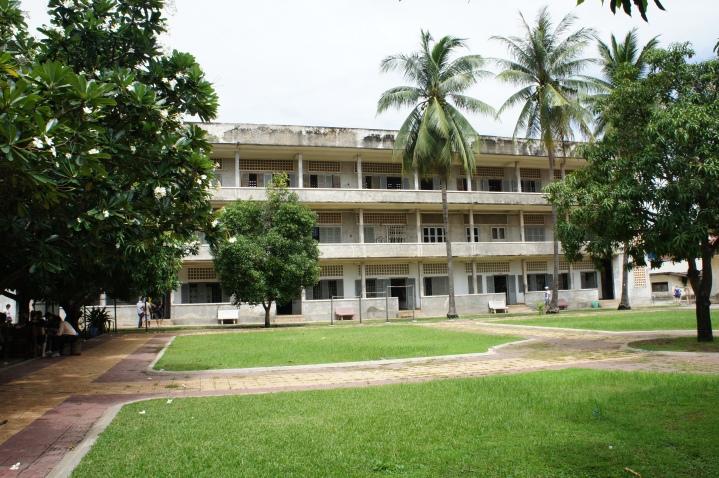 genocide museum phnom penh