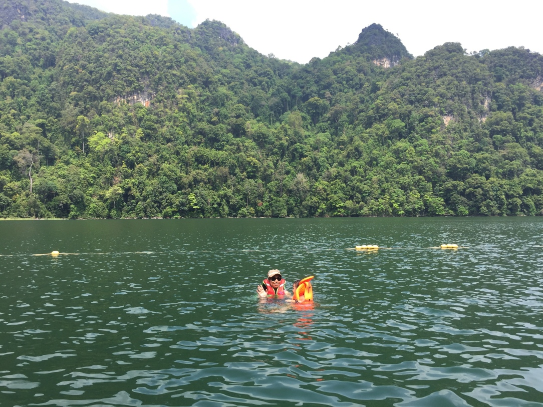 Langkawi island hopping, Pregnant Maiden Island Lake, Things to do in Langkawi
