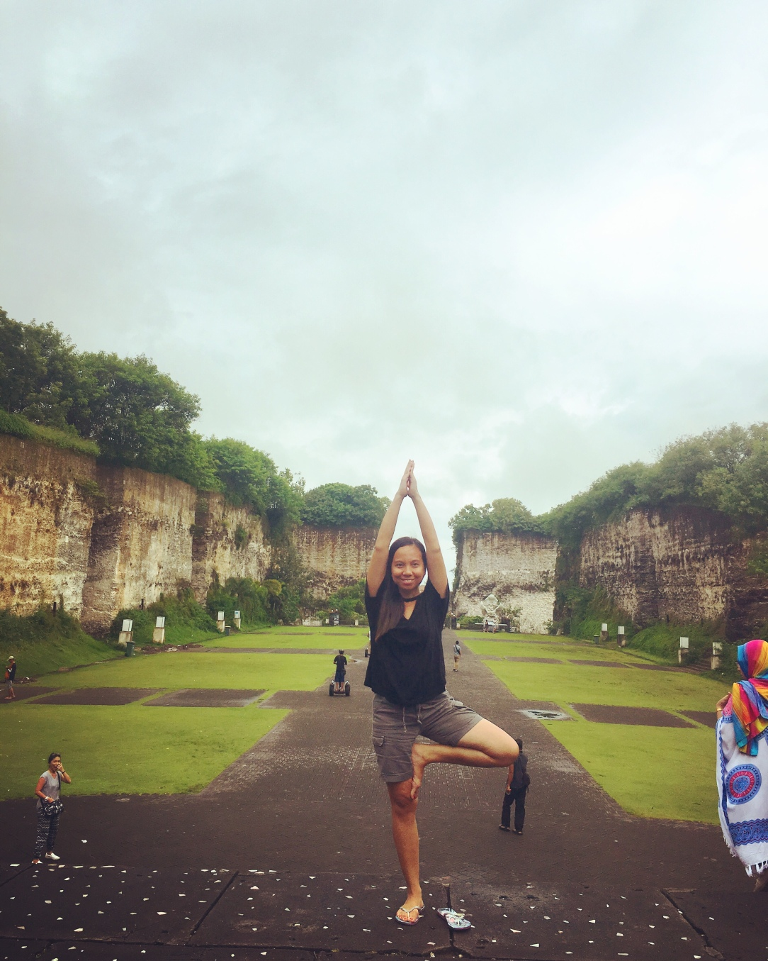 Garuda Wisnu Kencana travel tips