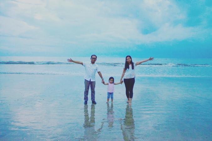 Jimbaran Beach family travel blog