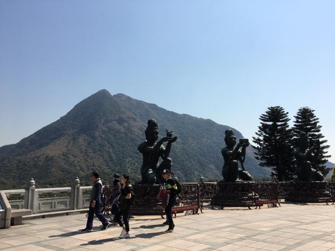 Tian tan Buddha Hong Kong itinerary, Hong Kong with toddler travel blog, Hong Kong  things to do , family travel blog