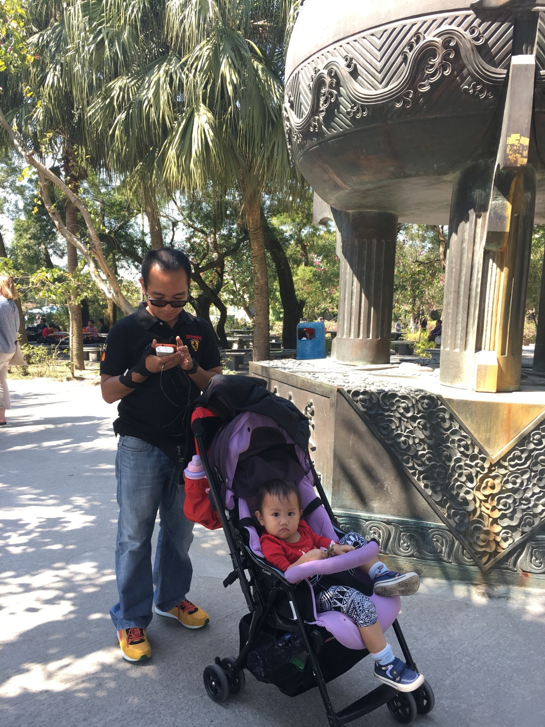 Travel hongkong with toddler blog