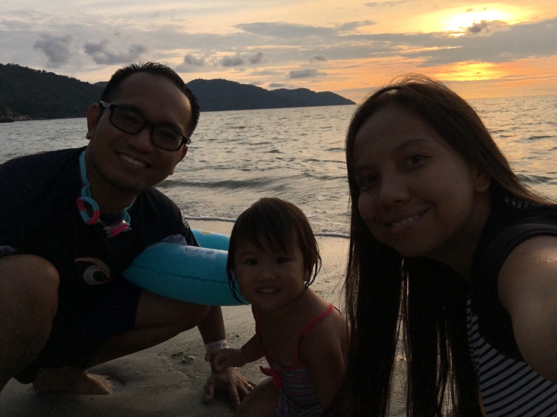 family travel blogger penang