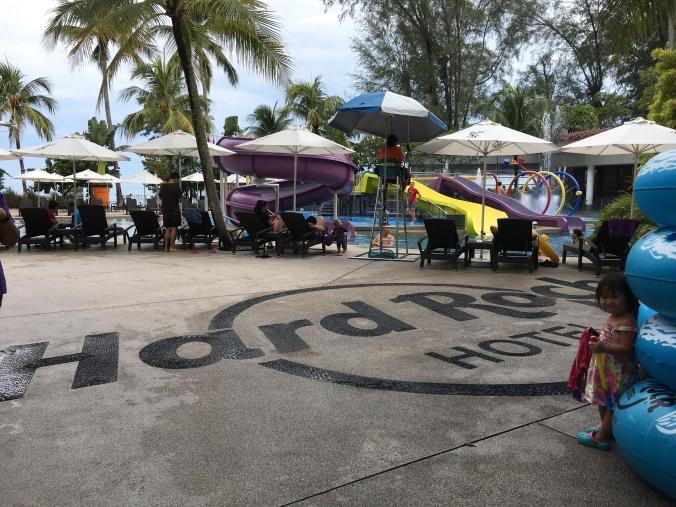 Travel blogger penang, family travel blog malaysia, toddler traveller, hard Rock penang