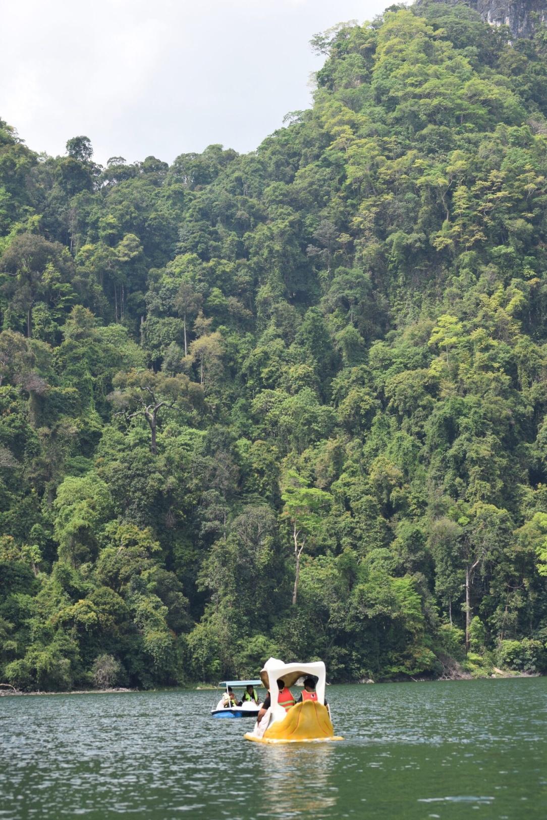Langkawi island hopping, Pregnant Maiden Island Lake, Things to do in Langkawi