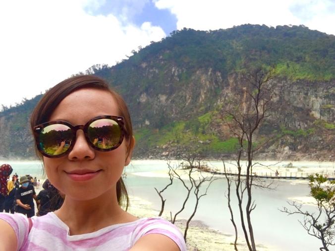 Bandung travel, travel blog Bandung Indonesia, Kawah Putih